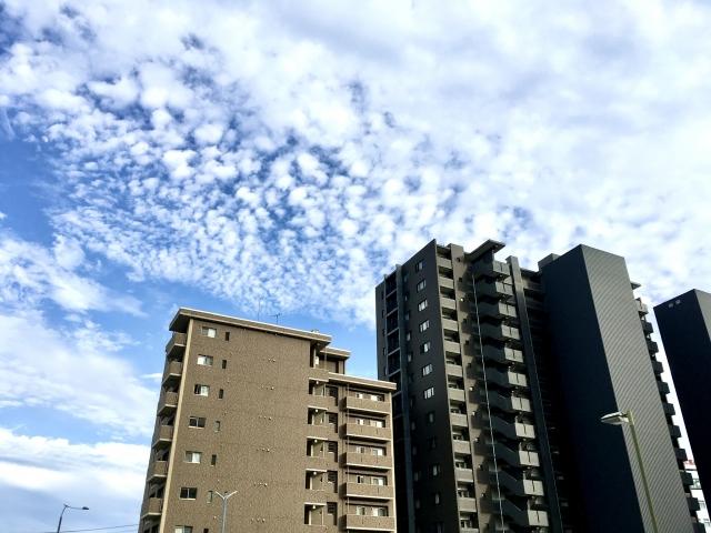 日本では高層マンションがセキュリティレベルが高い
